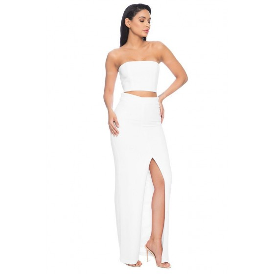 DASHING 2 PIECE - WHITE